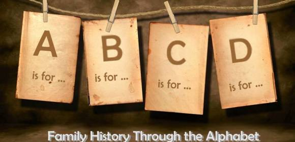 Family History Through the Alphabet Challenge: K is for … Old Words