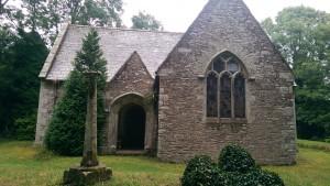 Lamorran Parish Church, Lamorran, Cornwall - taken August 2014