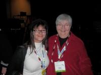 Alona Tester and Linda Robbins
