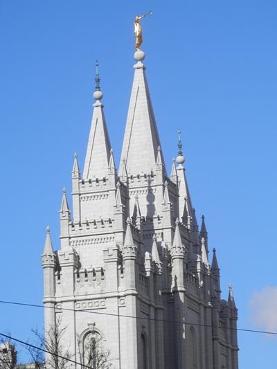 Cathedral at Salt Lake City