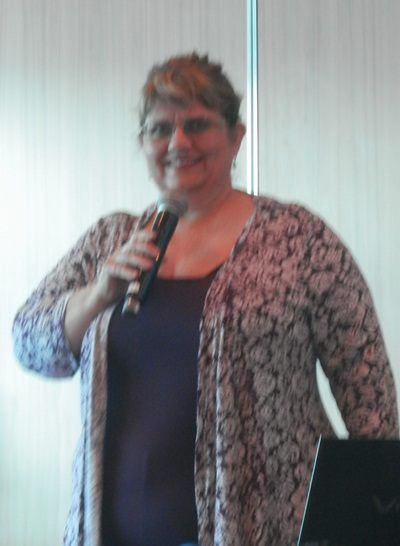 Helen Smith on the 8th Unlock the Past cruise
