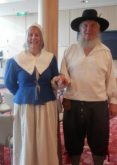 Master Christopher and Mistress Agnes