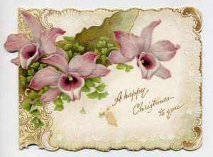 Christmas card 4 - front