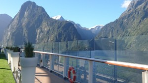 Milford Sound is stunning!