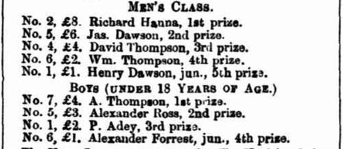 Trove Tuesday: Gumeracha's Annual Ploughing Match in 1860