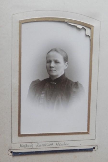 Hedvig Karolina Winter (nee Winblad)