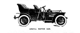 South Australia's First Motor Car and Early Registrations