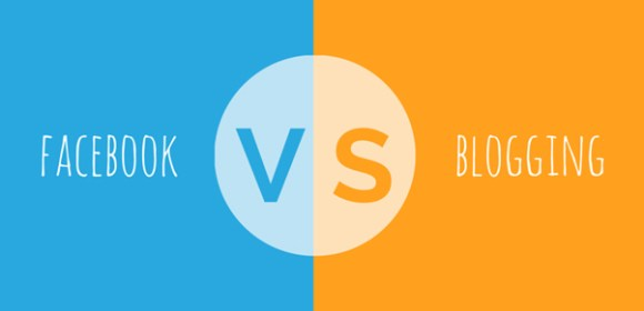 Facebook vs Blogging: The Pros and Cons