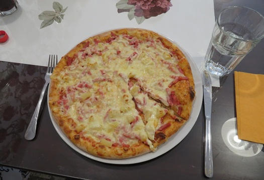 pizza in Finland
