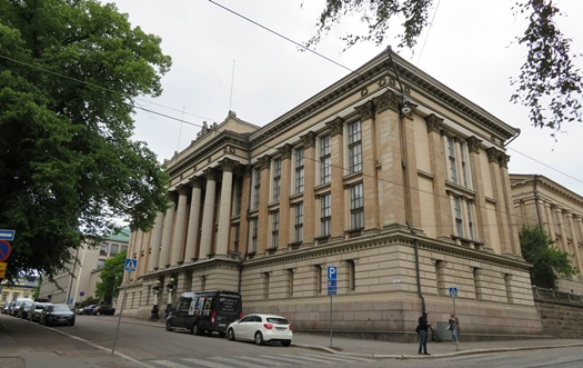 the National Archives of Finland in Helsinki