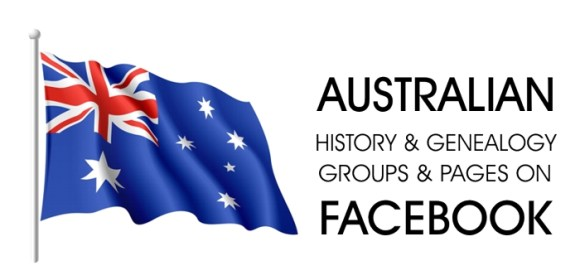 Facebook for Australian History and Genealogy
