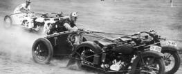 Australia's Motorcycle Chariot Race