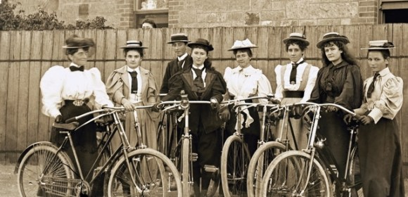 """Don't Scratch a Match on the Seat of Your Bloomers"" and 46 Other Rules for Women Cyclists"