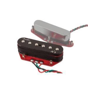 Fender Single N3 Noiseless Tele Bridge Pickup  Long