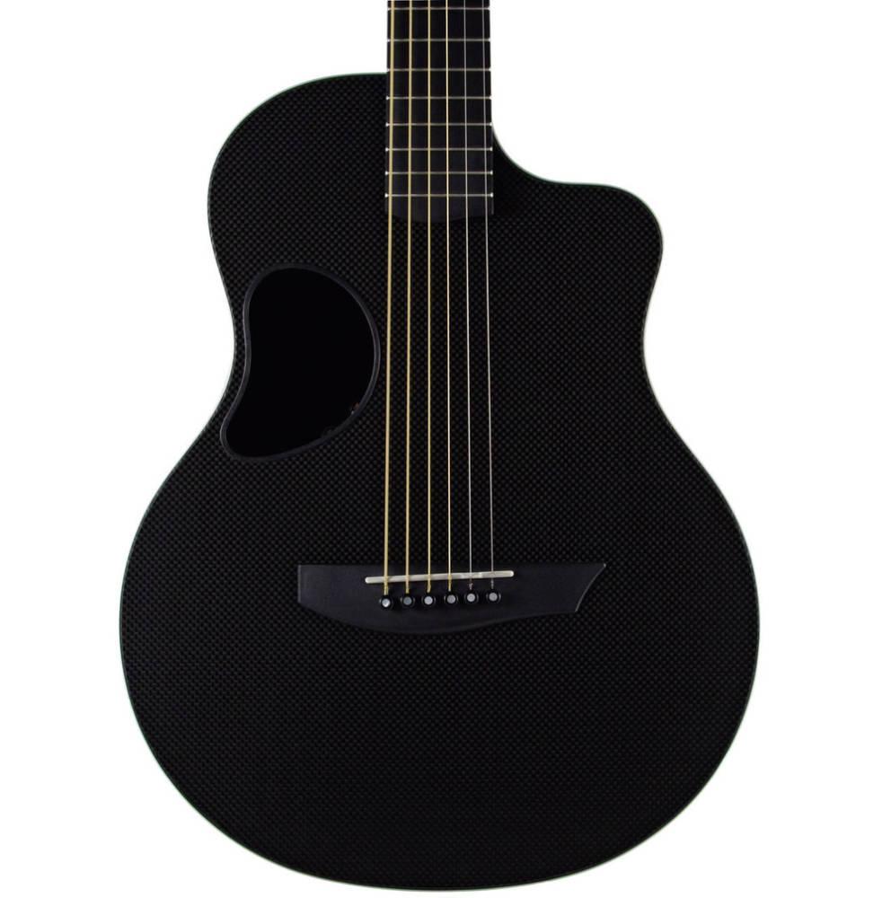 Kevin Michael Touring Carbon Fiber Acoustic Guitar Long