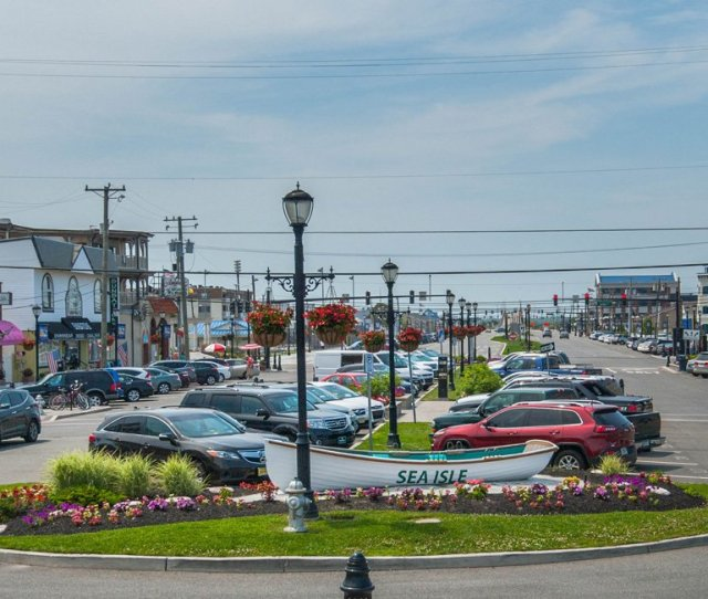 Sea Isle City Nj Parking Lot
