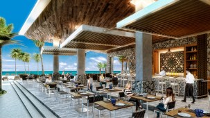 Breathless Riviera Cancun Resort & Spa - Restaurants & Bars - Kibbeh – Eastern Mediterranean cuisine