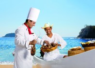 Dreams Huatulco Resort & Spa - Grounds - Beach
