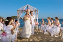 Dreams Huatulco Resort & Spa - Weddings - Beach wedding