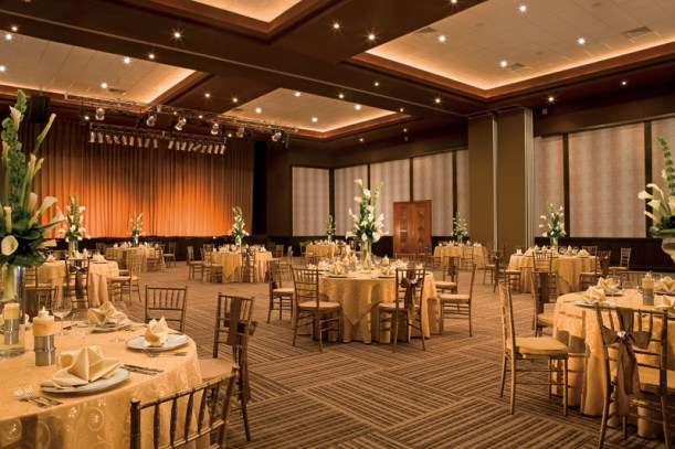 Dreams Palm Beach Punta Cana - Weddings - Las Canas Grand Salon at Dreams Palm Beach accommodates up to 300 guests for banquet seating