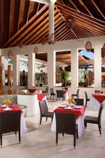 Dreams Palm Beach Punta Cana - Restaurants & Bars - Enjoy a variety of international favorites at the World Cafe, served buffet-style