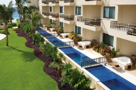 Dreams Riviera Cancun Resort & Spa - Grounds - Preferred Club Swimouts