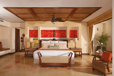 Dreams Riviera Cancun Resort & Spa - Accommodations - Presidential Suite Bedroom
