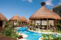 Dreams Riviera Cancun Resort & Spa - Activities - Spa Garden