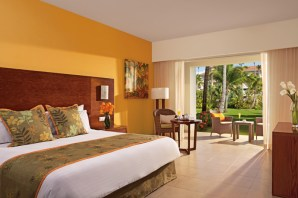 Now Larimar Punta Cana - Accommodations - Deluxe Room Tropical