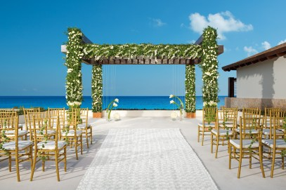 Secrets Playa Mujeres Golf & Spa Resort - Weddings