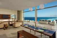 Secrets The Vine Cancun - Accommodations - Presidential Suite Living Room