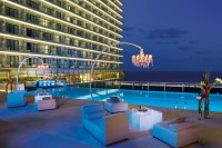 Secrets The Vine Cancun - Grounds - Preferred Club Pool Lounge Party