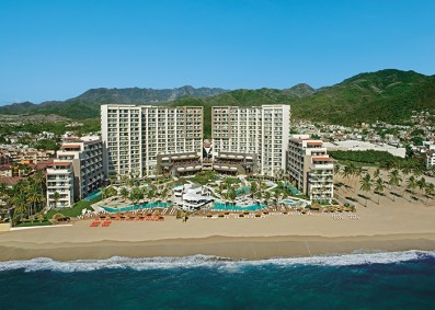 Now Amber Puerto Vallarta - Grounds - Aerial View