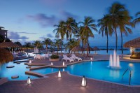 Sunscape Curacao Resort, Spa & Casino - Activities - Main Pool Night