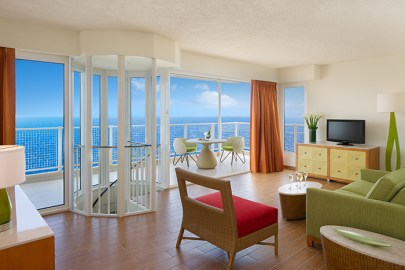 Sunscape Curacao Resort, Spa & Casino - Accommodations - Presidential Suite