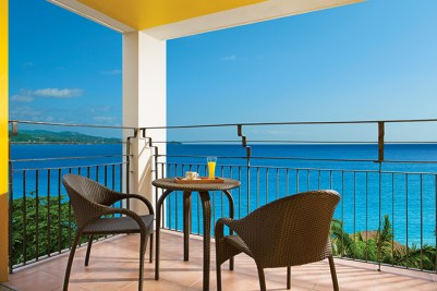 Sunscape Splash Montego Bay - Accommodations - Deluxe Terrace