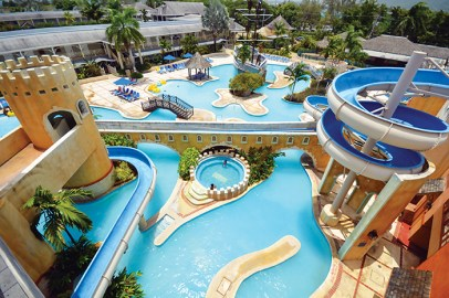 Sunscape Splash Montego Bay - Activities - Aerial View
