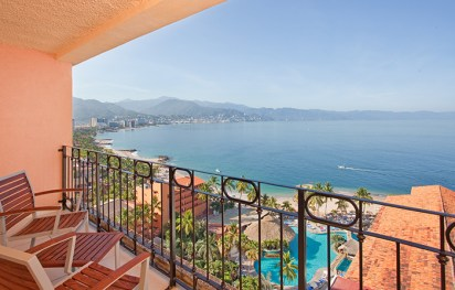 Sunscape Puerto Vallarta Resort & Spa - Accommodations - Balcony View