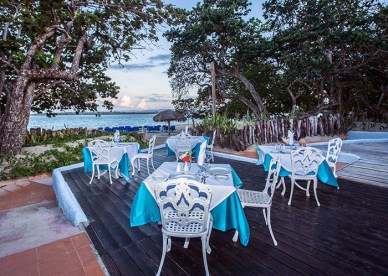 Sunscape Puerto Plata Dominican Republic - Restaurants & Bars - Bluewater Grill