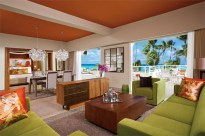 Breathless Punta Cana Resort & Spa - Accommodations - xhale club Presidential Suite