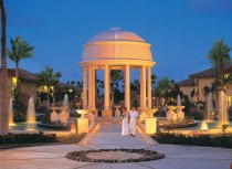Dreams Punta Cana Resort & Spa - Weddings - Gazebo Night