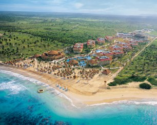 Dreams Punta Cana Resort & Spa - Grounds - Aerial
