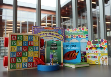 City of Long Beach to Distribute Early Learning Developmental Supplies