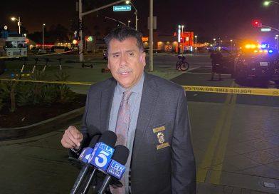 Long Beach Police Chief Robert G. Luna to Retire in December 2021