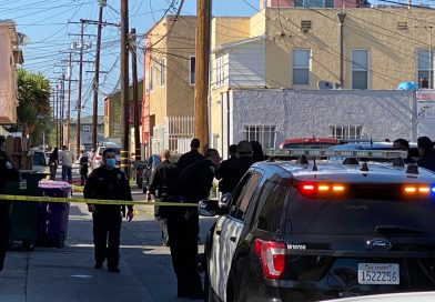 LBPD Investigating a shooting near 20th and Pacific in Long Beach