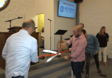 Long Beach Rescue Mission Restores Chapel with Bethany Church