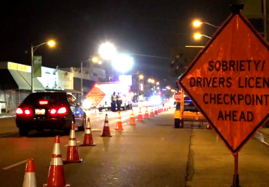 Long Beach Police Plan DUI Checkpoint this Weekend