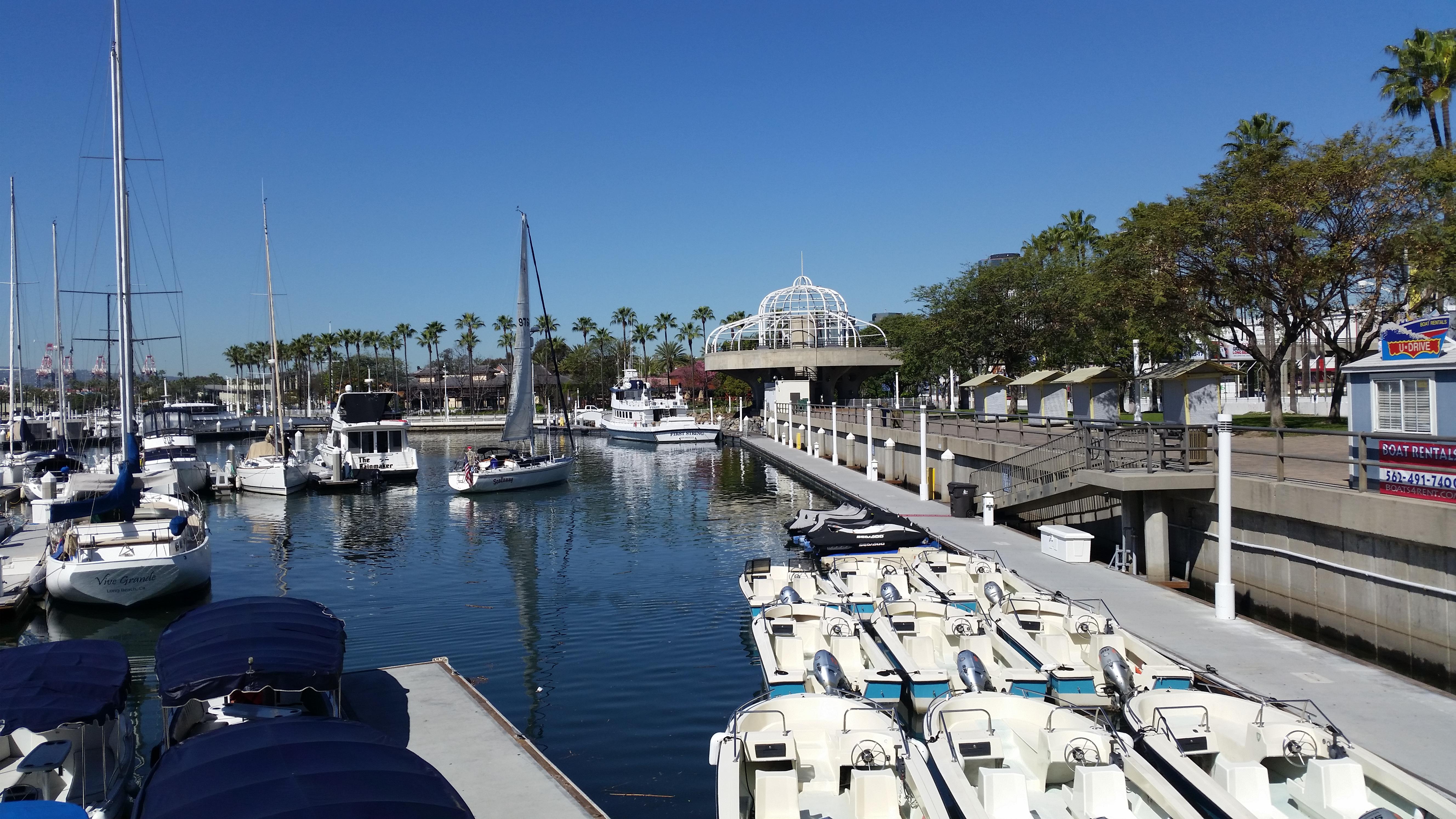 Rainbow Harbor Marina - Long Beach Marinas
