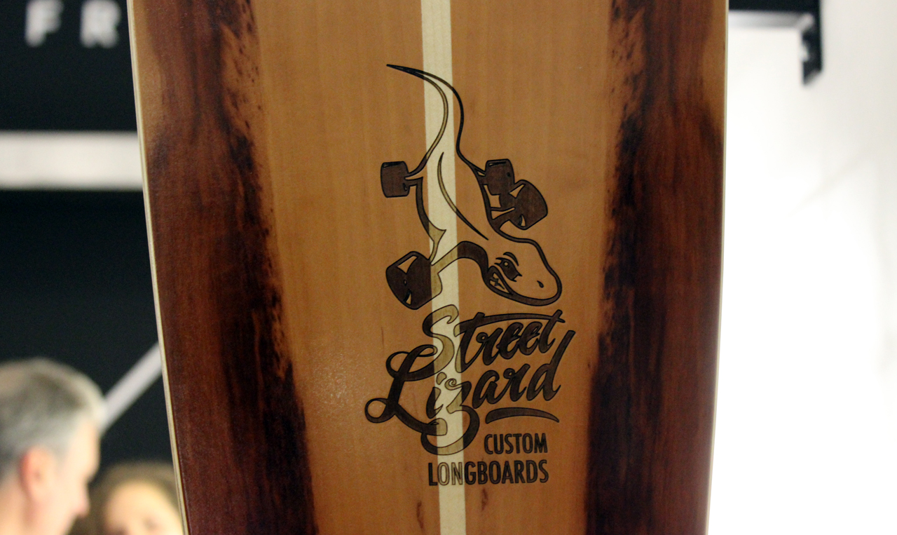 Street Lizard Longboards v Brands of Friends trgovini