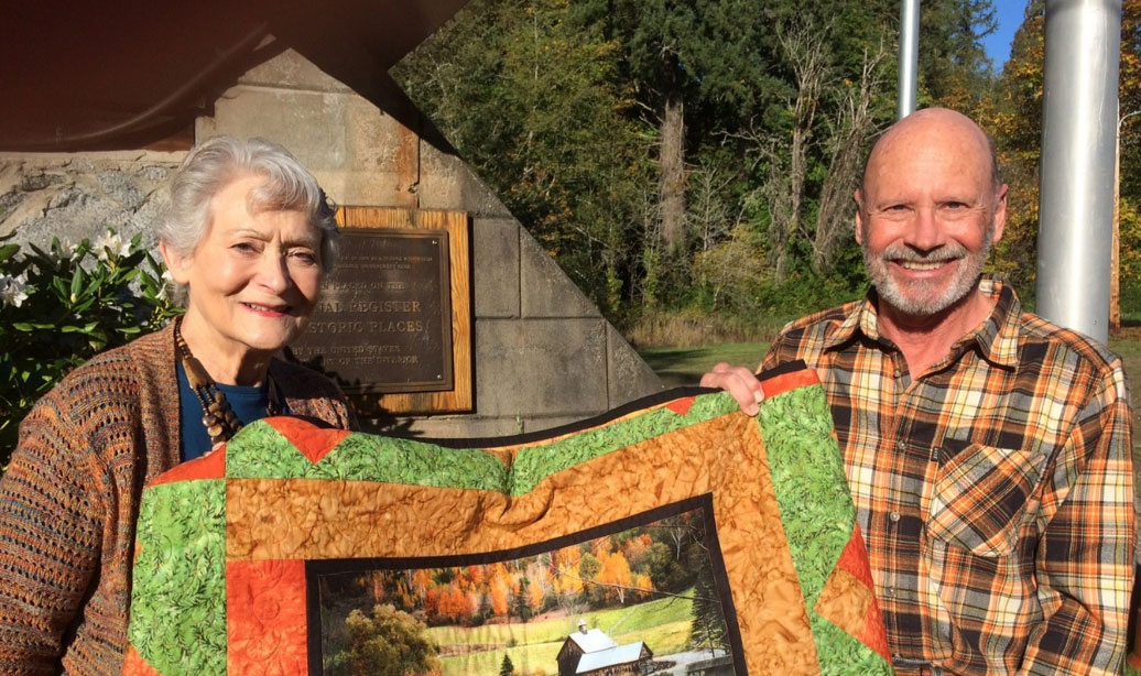 Carolyn-Wiley-John-Nichols-Quilt-Raffle-Farm-Tour-2018